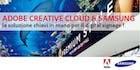 ADOBE CREATIVE CLOUD & SAMSUNG: LA SOLUZIONE CHIAVI IN MANO PER IL DIGITAL SIGNAGE!
